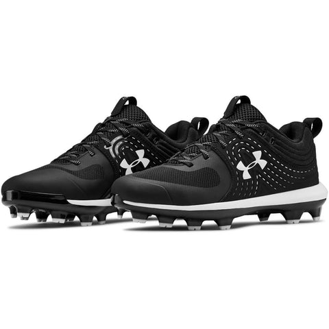 UNDER ARMOUR WOMEN'S GLYDE TPU BASEBALL CLEAT BLACK