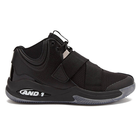 AND1 MEN'S GAMMA 2.0 BASKETBALL SHOE BLACK