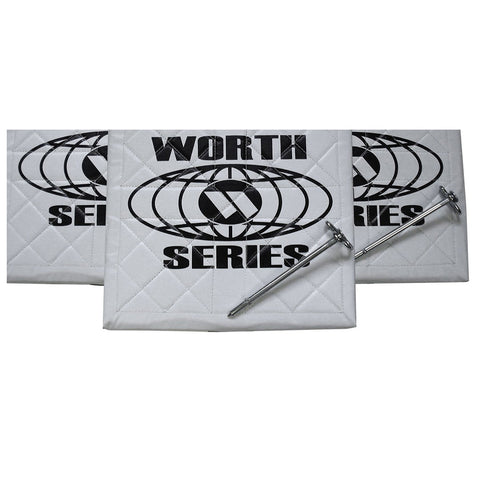 WORTH DELUXE 3BASE SET STPS 1SPK