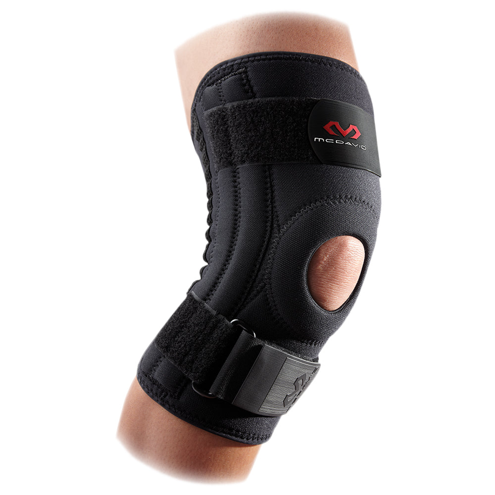 MCDAVID USA 421 KNEE SUPPORT WITH STAYS