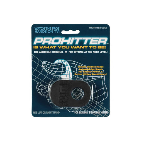 PROHITTER GRIP SENIOR BLACK