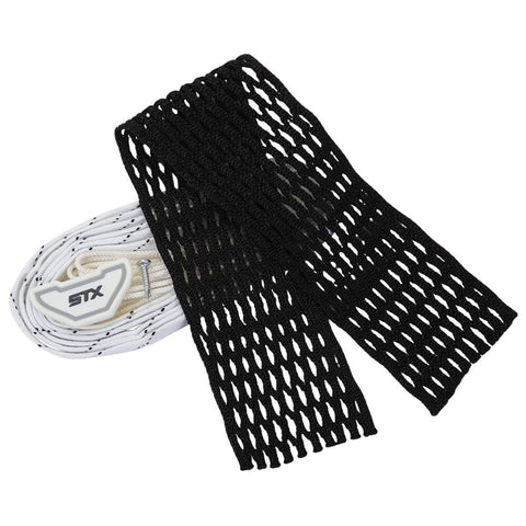 STX BLACK COLOURED LACROSSE MESH