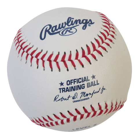 RAWLINGS ROTB5  LEVEL 5 POLY CORE (AGE 7-10) 9 INCH BASEBALL