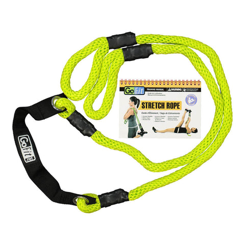 GOFIT 9FT STRETCH ROPE WITH PACKAGING