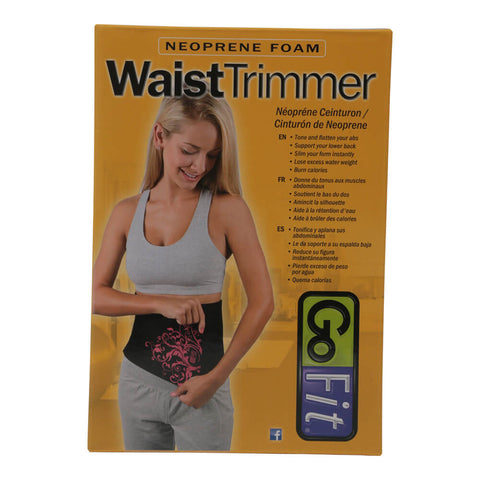 GOFIT NEOPRENE REGULAR WAIST TRIMMER