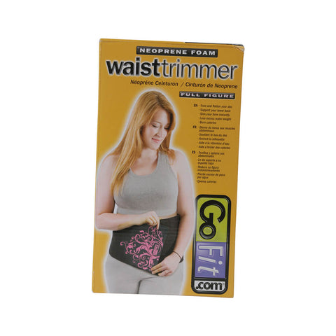 GOFIT NEOPRENE WAIST TRIMMER FULL FIGURE
