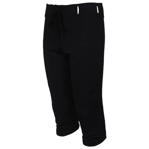ADAMS YOUTH SMALL BLACK FOOTBALL PRACTICE PANTS