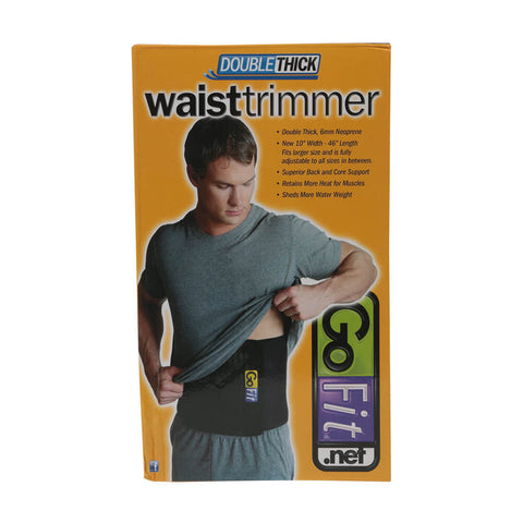 GOFIT DOUBLE THICK NEOPRENE WAIST TRIMMER