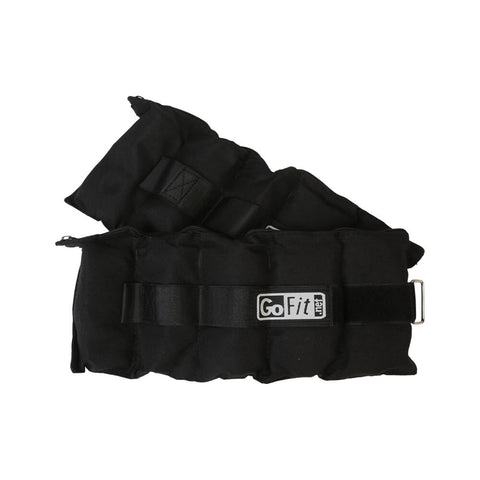 GOFIT 5LB ADJUST ANKLE WEIGHTS