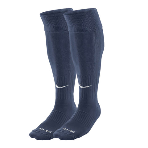 NIKE MIDNIGHT NAVY LARGE 8-12M SOCCER SOCK