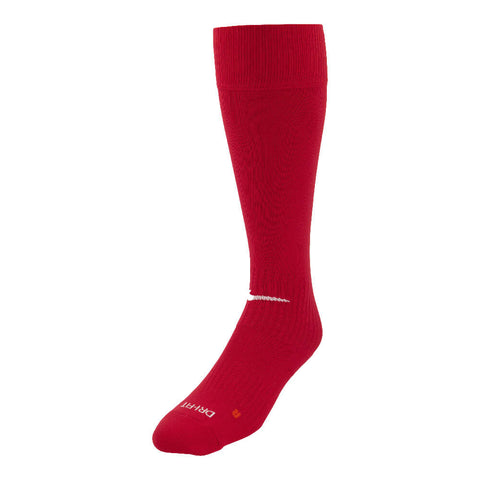 NIKE RED SMALL SOCCER SOCK (3-5Y)