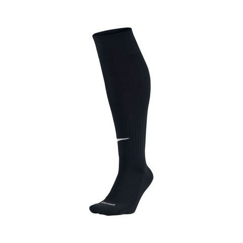 NIKE CLASSIC BLACK MEDIUM 6-8M SOCCER SOCK