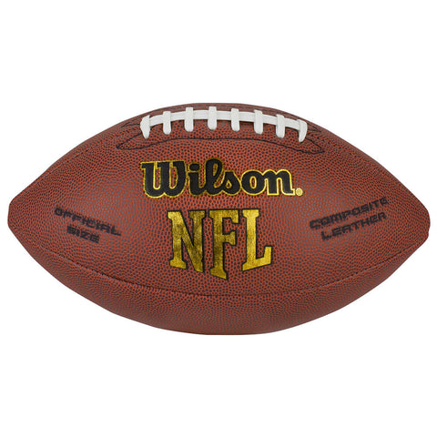 WILSON NFL COMPETITION FOOTBALL