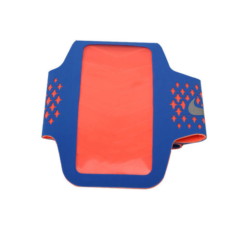 NIKE DIAMOND HYPER PINK/COBALT ARM BAND