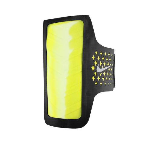 NIKE DIAMOND BLACK/VOLT ARM BAND