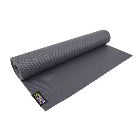 GO FIT YOGA MAT GREY