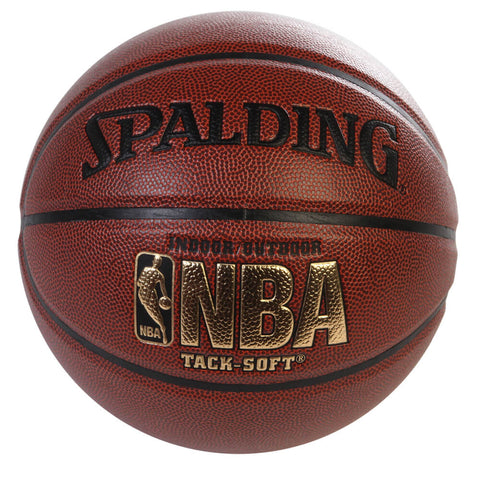 NBA GOLD TACK-SOFT SIZE 7 BASKETBALL