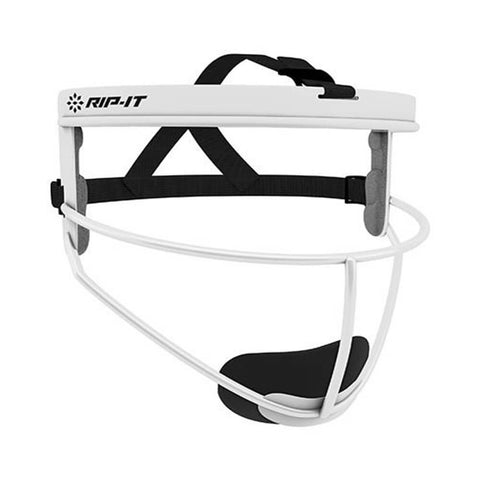 RIP-IT YTH DEFENSE MASK WHITE