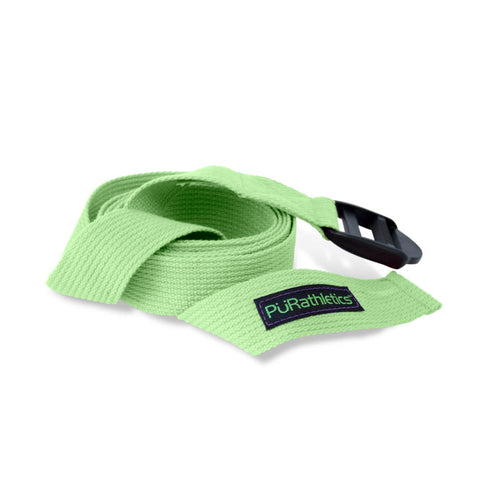 ZENZATION YOGA STRAP GREEN