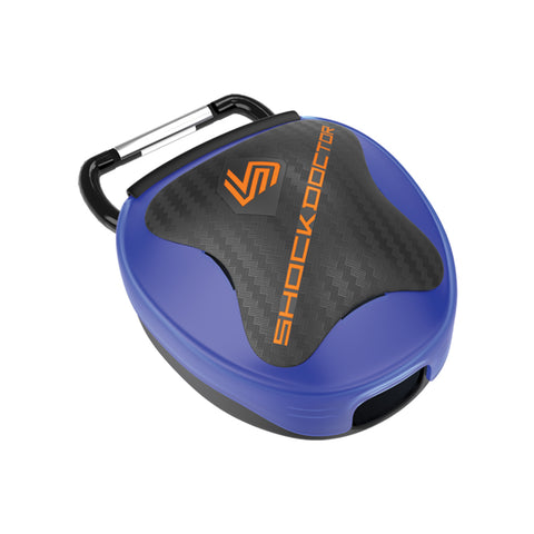 SHOCK DOCTOR SD104C MOUTHGUARD CASE BLUE