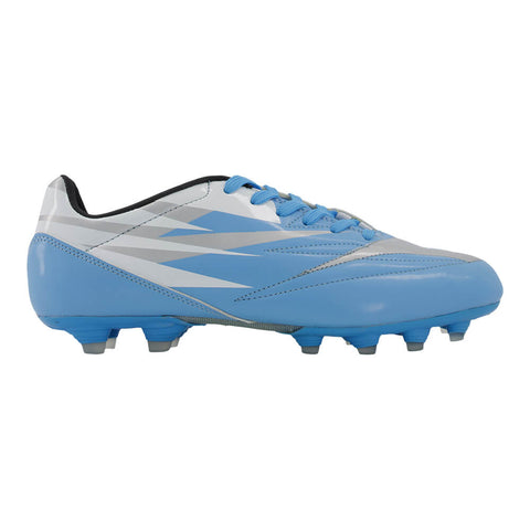 DIADORA WOMEN'S STADIO SOCCER CLEAT BLUE/SILVER