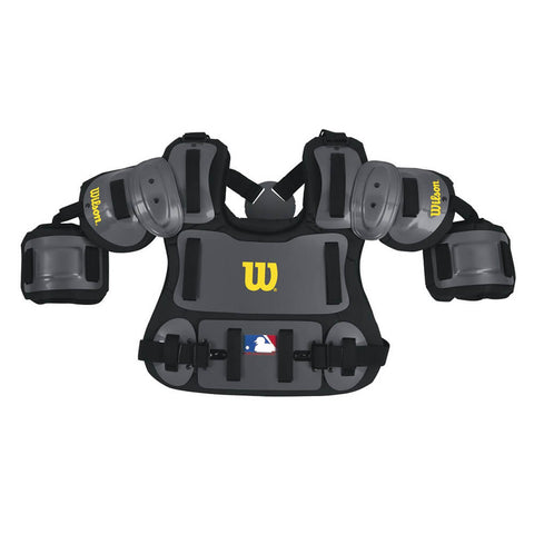 WILSON FITTED UMPIRE CHEST PROTECTOR 13 INCH