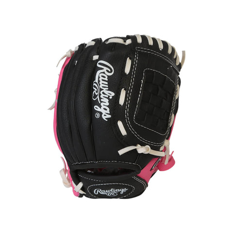 RAWLINGS PLAYERS SERIES 9 INCH GLOVE WITH BALL PINK REG
