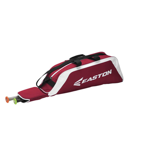 EASTON E100T EQUIPMENT BASEBALL BAG RED