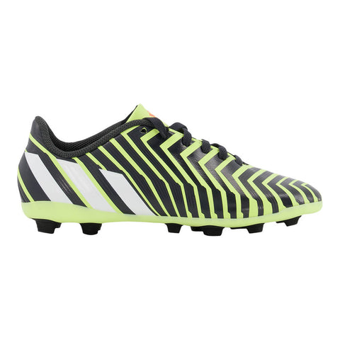 ADIDAS JUNIOR PREDITO FXG SOCCER CLEAT LIGHT YELLOW