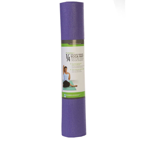 PURE ATHLETICS 1/4 INCH LAVENDER YOGA MAT