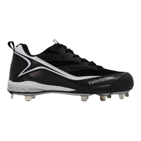 RAWLINGS MEN'S FIELD ASSAULT LOW BASEBALL METAL CLEAT