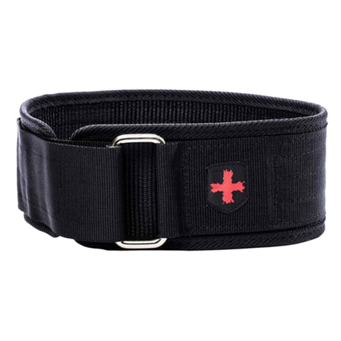 HARBINGER 4'' NYLON BELT SML