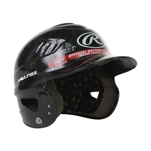 RAWLINGS COOFLO T-BALL BATTING HELMET BLACK