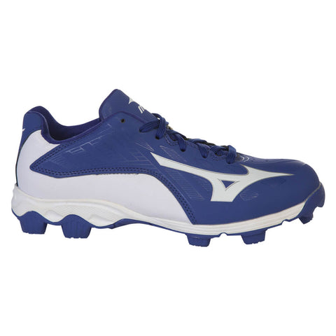 MIZUNO JR FRANCHISE 8 ROYAL/WHITE BASEBALL CLEAT