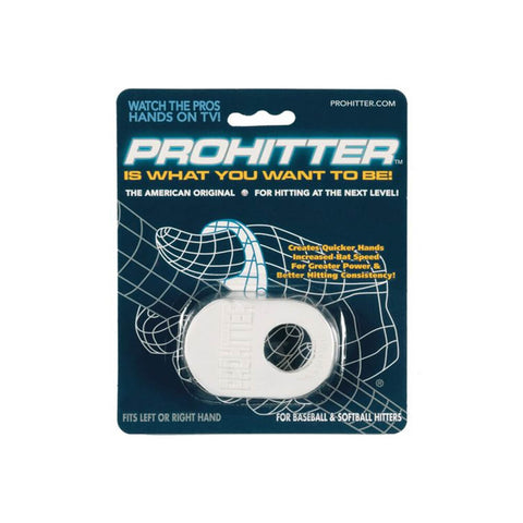 PROHITTER GRIP SR WHITE