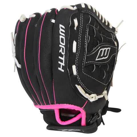WORTH GIRLS STORM 11.5 INCH SOFTBALL GLOVE
