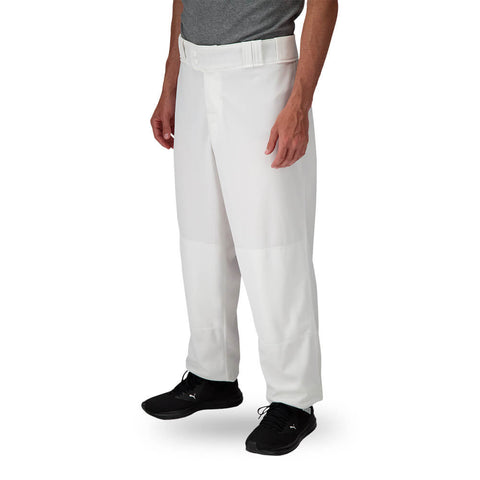 RAWLINGS MEN'S PRO WHITE X LARGE BASEBALL PANT