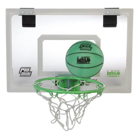 SKLZ PRO MINI HOOP LATE NIGHT BASKETBALL NET