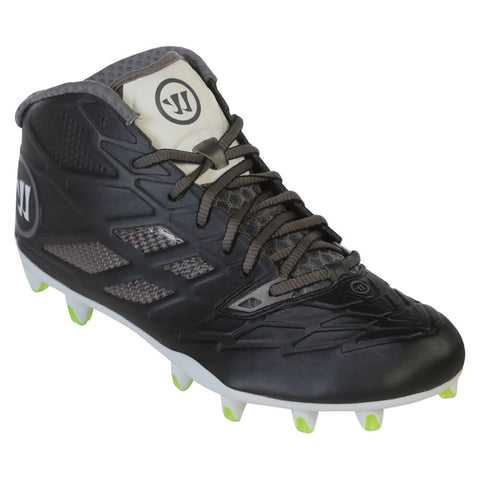 WARRIOR MENS BURN 8.0 MID LACROSSE CLEAT