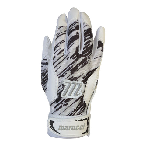 MARUCCI YTH QUEST BATTING GLOVE MEDIUM BLACK