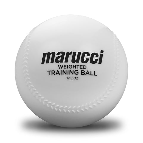 MARUCCI WEIGHTED TRAINING BALL 17.5OZ