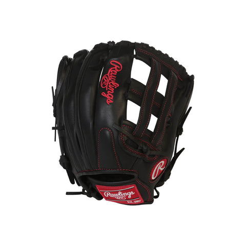 RAWLINGS GAMER YTH PRO TAPER PRO-H WEB 12 INCH GLOVE LHT