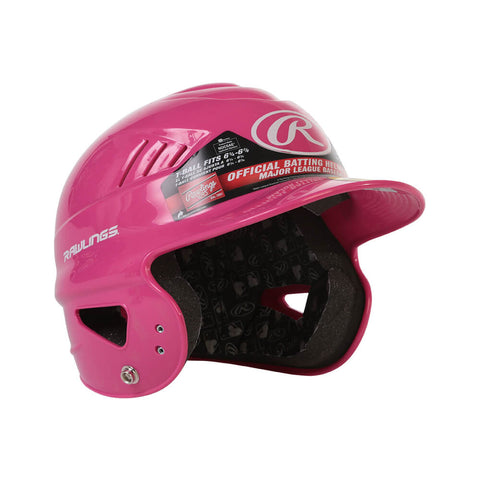 RAWLINGS COOLFLO RCFTB T-BALL BATTING HELMET PINK