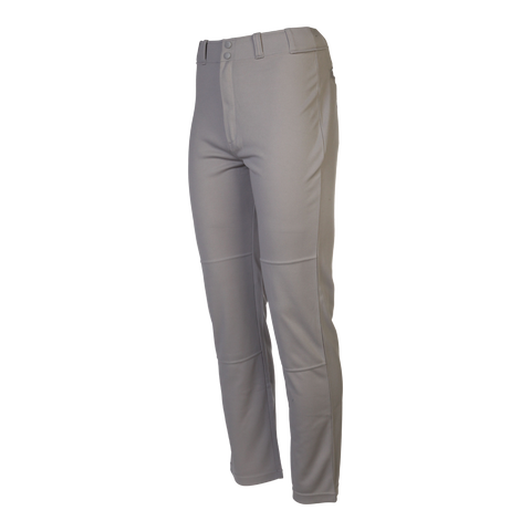 RAWLINGS YTH RELAXED PANT GRY MED