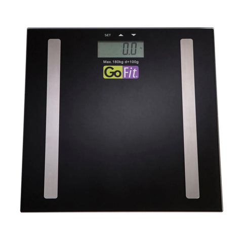 GO FIT BODY COMPOSITION SCALE