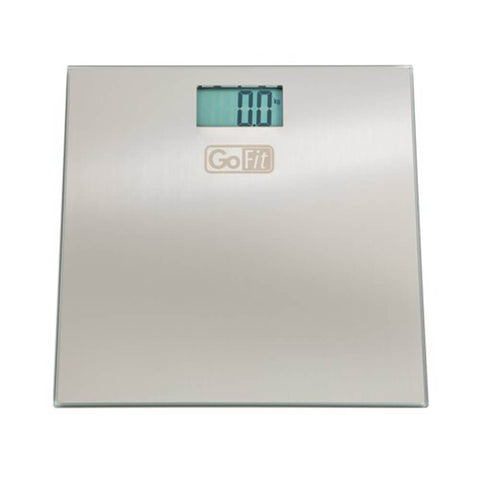 GO FIT STAINLESS STEEL SCALE