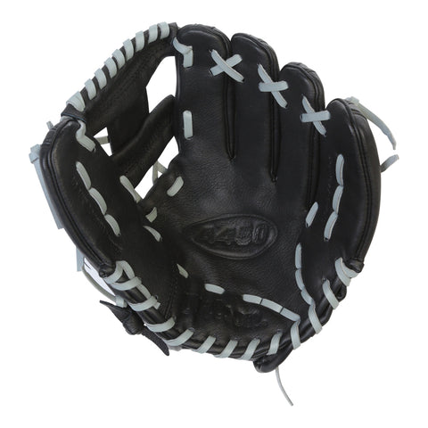 WILSON YOUTH A450 STAFF PEDROIA 10.75 INCH BASEBALL GLOVE REG