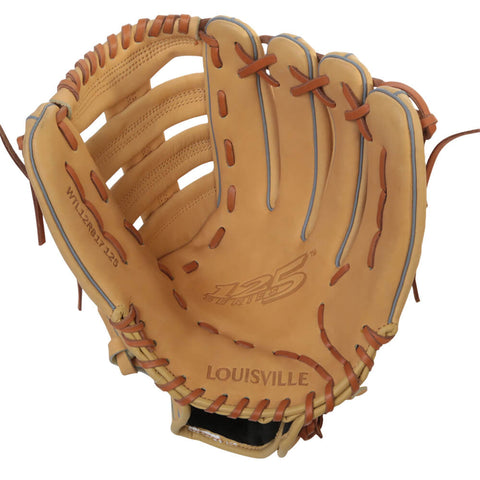 LOUISVILLE 125 SERIES SINGLE POST WEB 12.5 INCH BASEBALL GLOVE REG