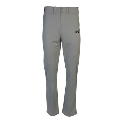 UNDER ARMOUR LEADOFF III X LARGE GREY BASEBALL PANT