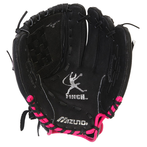 MIZUNO YOUTH PROSPECT FINCH POWER CLOSE 10 INCH REG SOFTBALL GLOVE